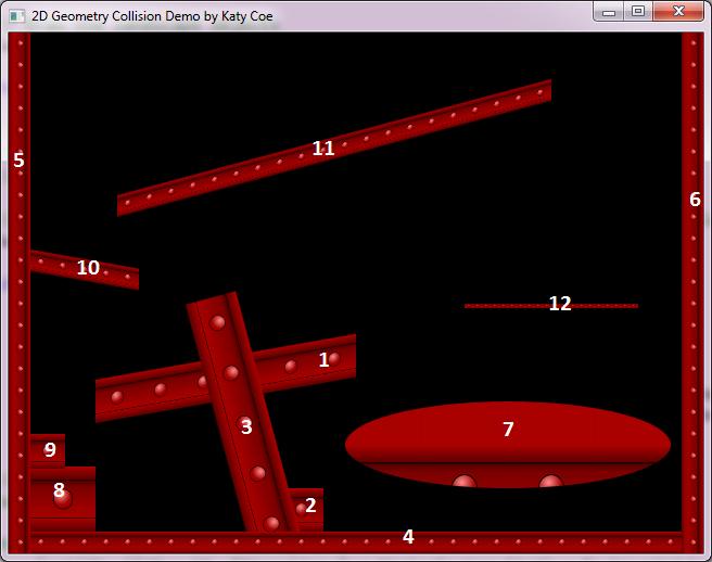 2D Platform Games Part 1: Collision Detection for Dummies | Katy's Code