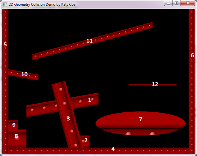 2D Platform Games Part 1: Collision Detection for Dummies (4/6)